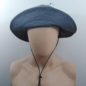 Under armour grey polyester bucket hat O/S